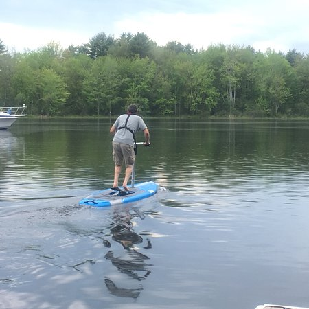 Sebago Sailing: Hobie Kayaks and Hobie Eclipse Pedalboards in Maine.  Your only Hobie Sailboat dealer in Maine!