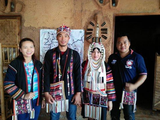 Mae Ai, Thailand: New tracking