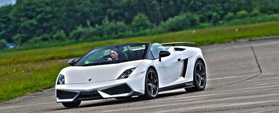 The Wife Loving The Lamborghini Gallardo Performante Picture Of