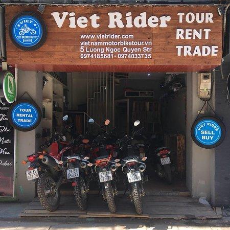 Viet Rider Mortorbike Tour
