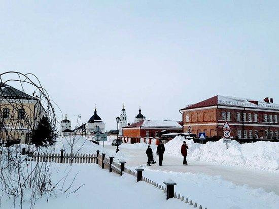 Republic of Tatarstan, Russia: Свияжск