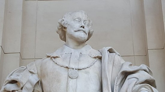 Rubens Statue
