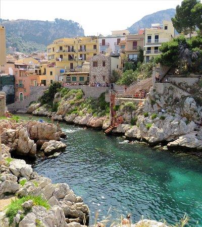 Santa Flavia, Itália: Caletta S.Elia