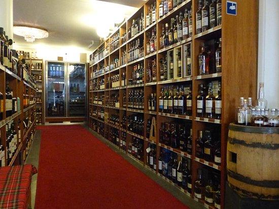 Glen Fahrn 'the Pearl' Zurich: Whisky