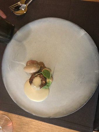 Juuri: Desert. Wonderful. Don't panic, it was a massive plate!