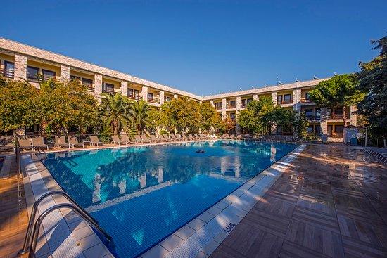 IRIS HOTEL (CANAKKALE): 384 fotos, comparação de preços e 18 ...