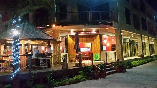 Sitar Indian & Thai Restaurant: Sitar Complax