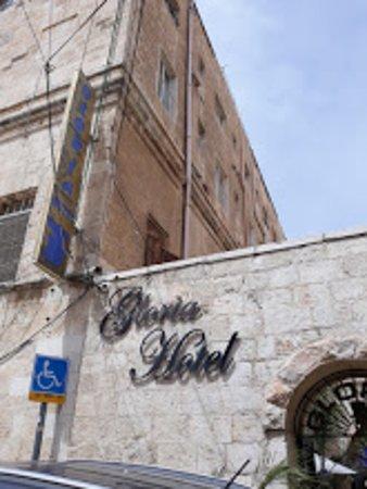 Gloria Hotel: ingresso