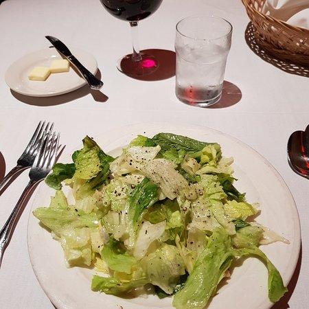 Allen Park, Μίσιγκαν: Great salad! Ordered again!
