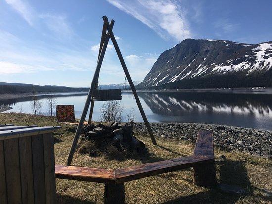 Borgafjall, Sweden: Borgahällan in Borgafjäll.