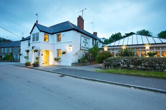 Mitchell, UK: entrance