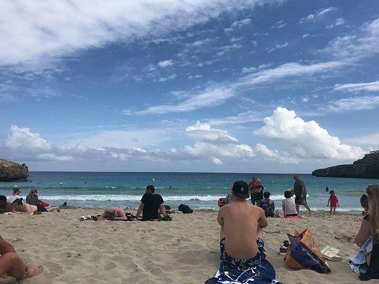 Sol Cala Antena: Playas de Domingos