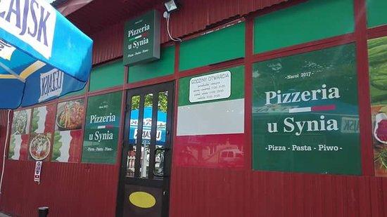 Narol, Polska: Pizzeria u Synia