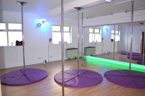 Inverted: Circus & Pole Fitness