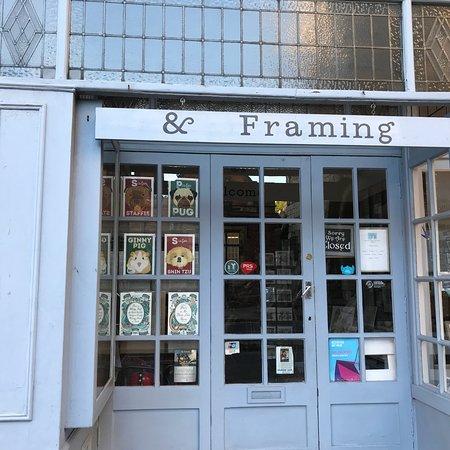 photo0.jpg - Picture of Blossom Street Gallery & Framing, York ...