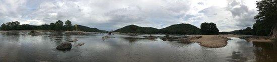 Mekedatu Sangam - Paranoma View