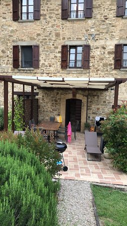 Pierantonio, Italy: Superb Santa Chiara