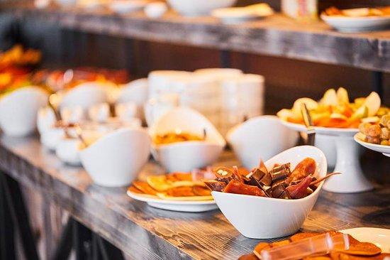 Breakfast Swedish Table