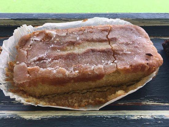 St Leonards-on-Sea, UK: Homemade cakes
