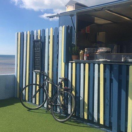 St Leonards-on-Sea, UK: Good for cyclists
