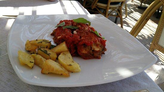 Da Gelsomina: Veterinarian dish