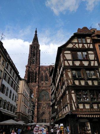 Ảnh về Cathedrale Notre Dame de Strasbourg