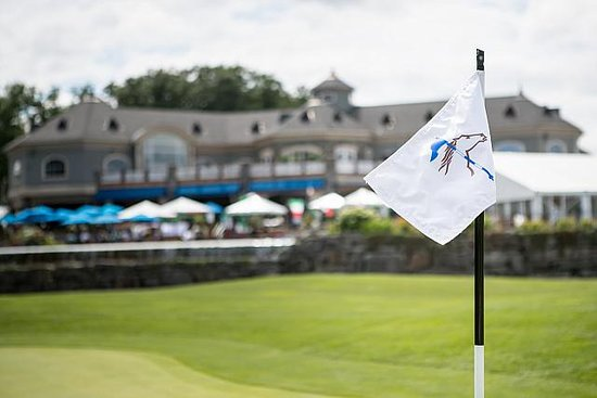 Saratoga Springs, NY: 18 Pin flag