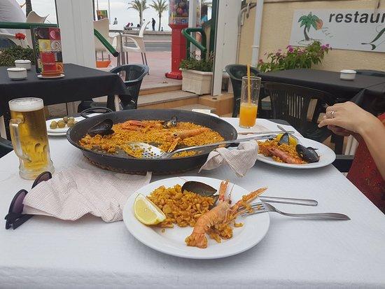 La Palmera Snack Bar Playa De Gandia Fotos Y Restaurante