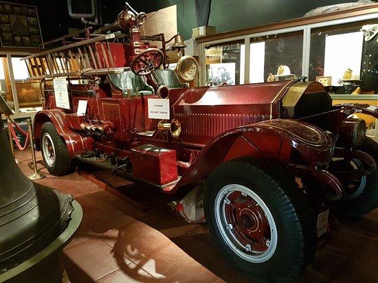 San Francisco Fire Dept Museum