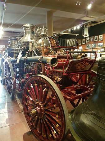 San Francisco Fire Dept Museum