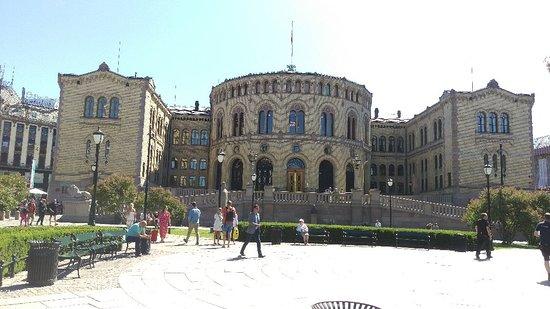 Free Tour Oslo ภาพถ่าย