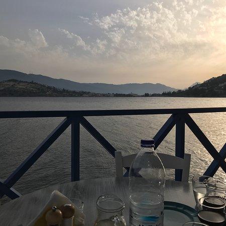 Evriali Seaside Restaurant Image