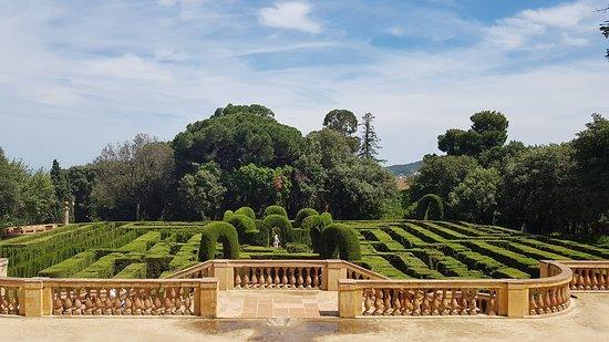 Parque del Laberinto de Horta Barcelona