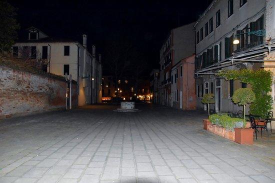 Campo San Simeon Grande