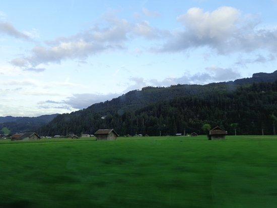 Klais, Deutschland: Пейзажи рядом
