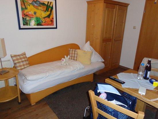 Klais, Tyskland: маленькая комната