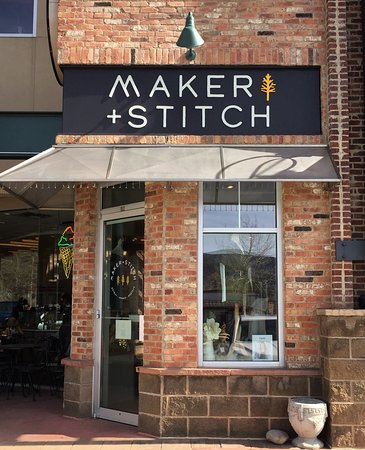 Maker and Stitch