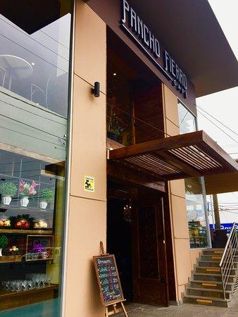 Pancho Fierro Café