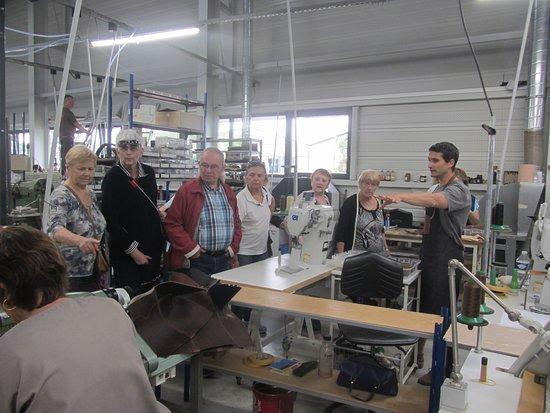 La Botte Gardiane: un atelier tout neuf