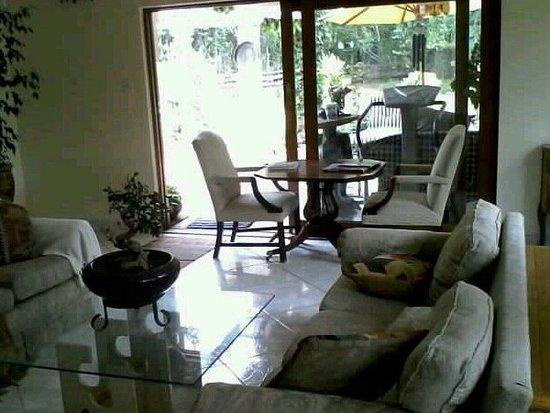 Henley on Klip, Afrique du Sud : Pyjama Lounge in honeymoon suite