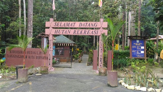 Semenyih, Малайзия: Sungai Tekala Recreation Forest
