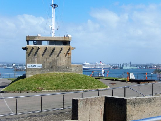 Fort Scratchley: Observation post