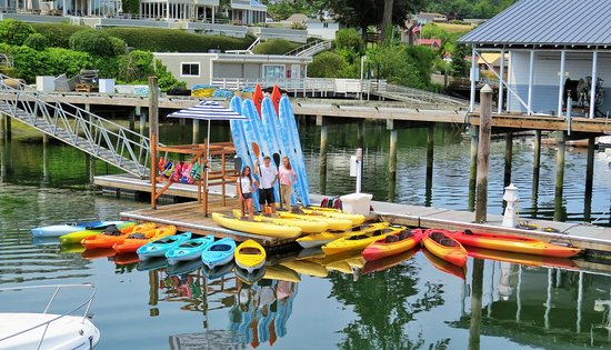 Gig Harbor SUP and Kayak Rentals