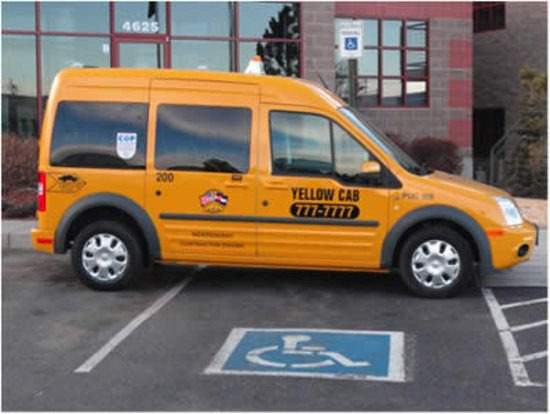 Yellow Cab Company of Colorado Springs - 2019 What to Know Before