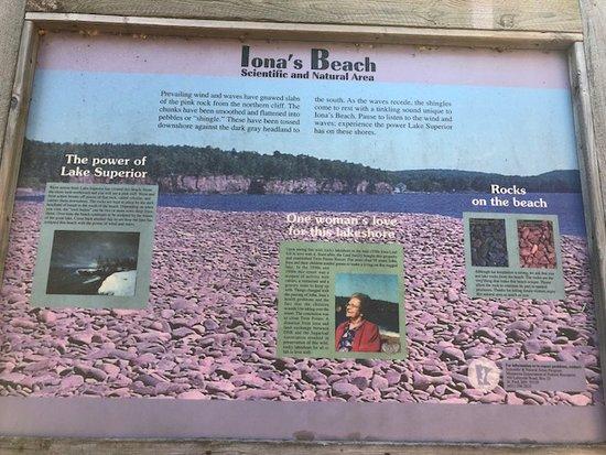 Two Harbors, MN: Iona's Beach