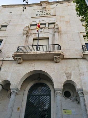 Edificio del Banco de Espana