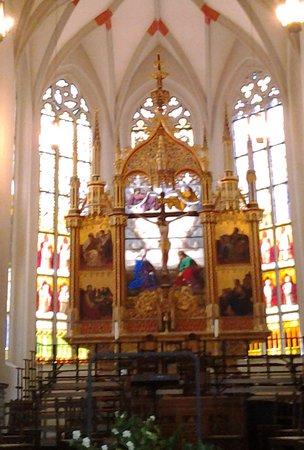 Oschatz, Germany: in der Kirche
