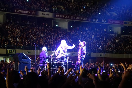 Altice Arena: Seating areas have good views of the stage