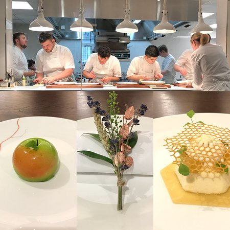 Core by Clare Smyth: The team