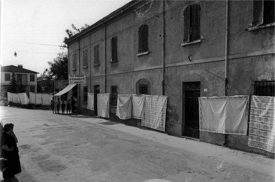 Gambettola, Italia: Facciata della storica bottega negli anni '70